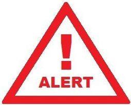 Alert-symbol